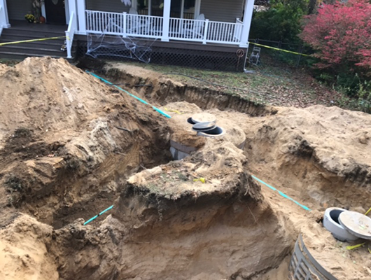 Septic Tank Installed Certified Cesspool